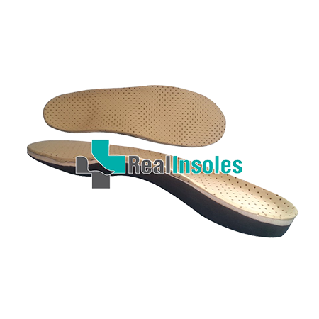 Custom handmade diabetic insoles orthotics