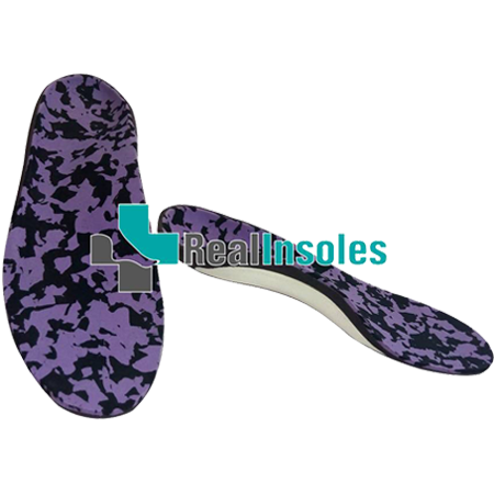 Custom handmade insoles orthotics for high arches